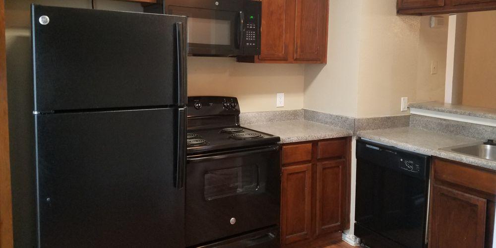 Kitchen at Listing #135652
