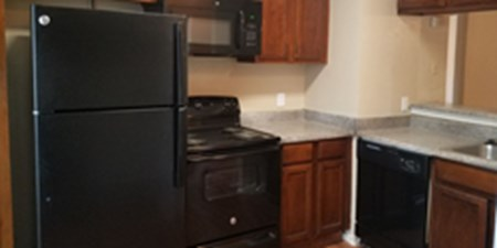 Kitchen at Listing #135652