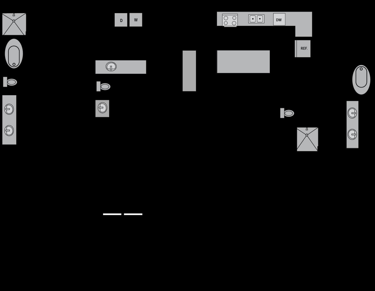 1,999 sq. ft. B10 floor plan