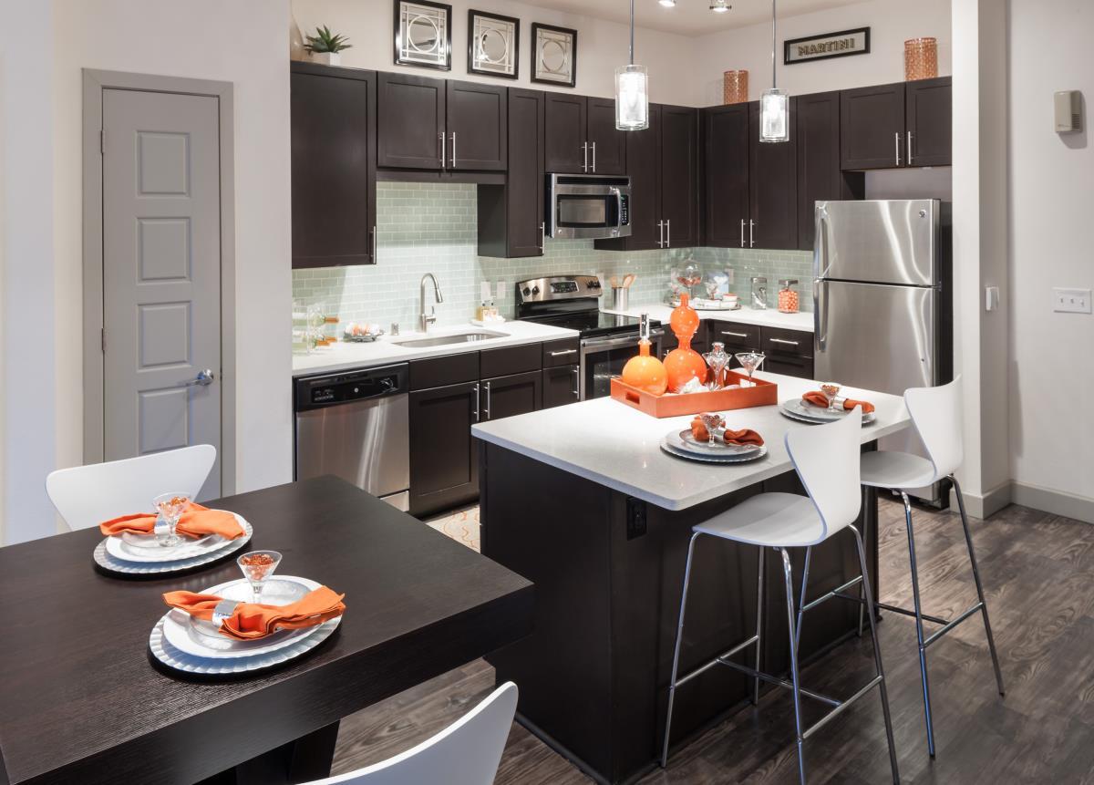 Kitchen at Listing #152257