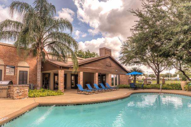 Pool at Listing #138769