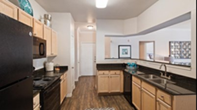 Kitchen at Listing #141423