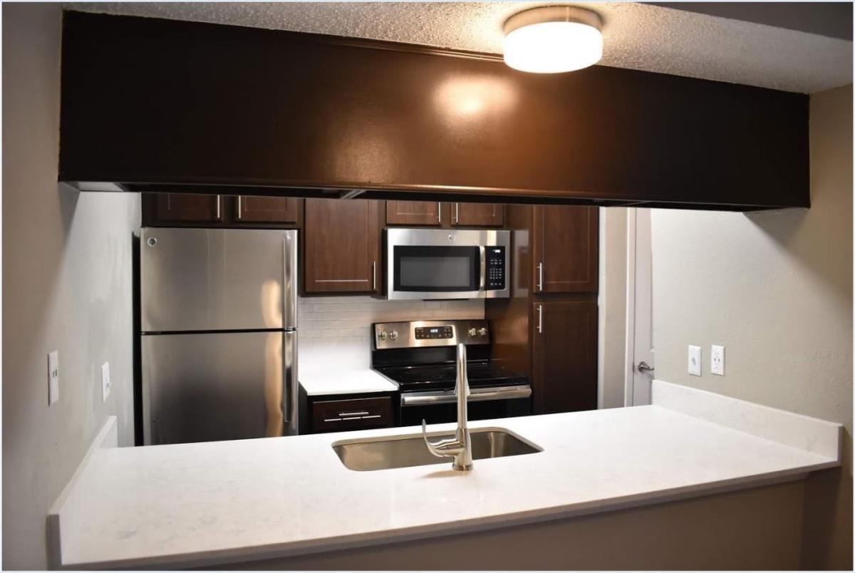 Kitchen at Listing #135930