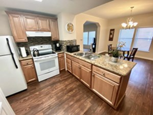 Kitchen at Listing #139842