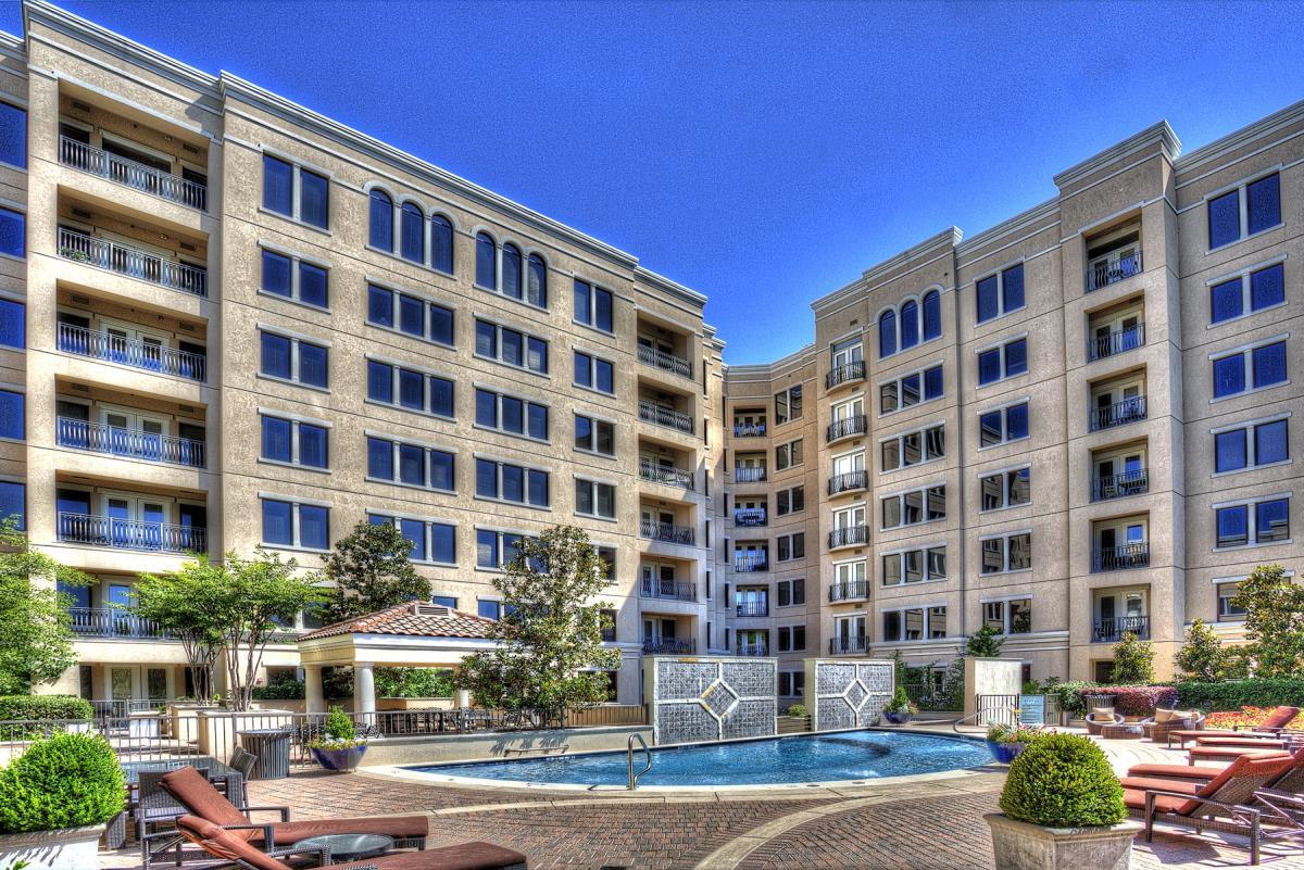Rienzi at Turtle Creek Apartments Dallas, TX
