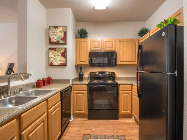 Kitchen at Listing #138025