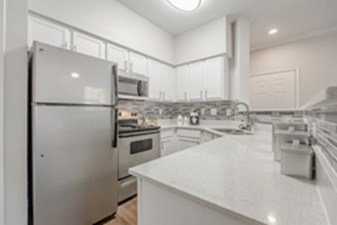 Kitchen at Listing #136798