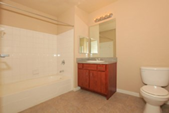 Bathroom at Listing #146260