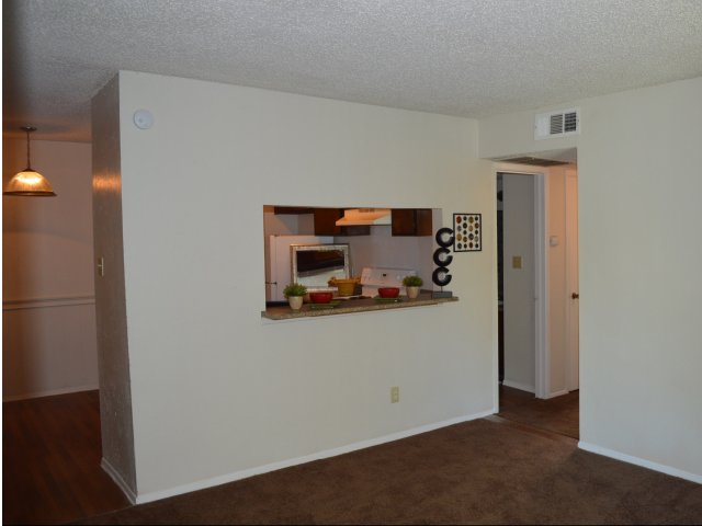 Dining/Kitchen at Listing #135864