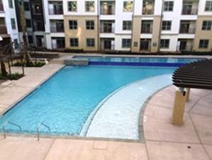 Pool at Listing #281186