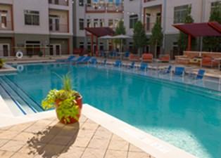 Pool at Listing #232057
