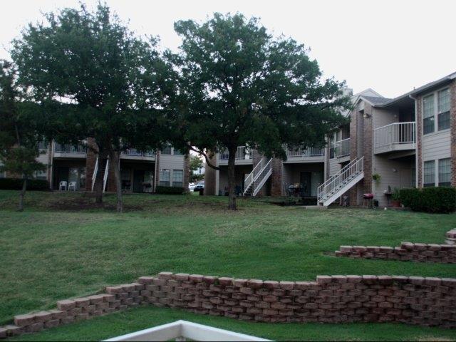 Hillside Apartments , TX