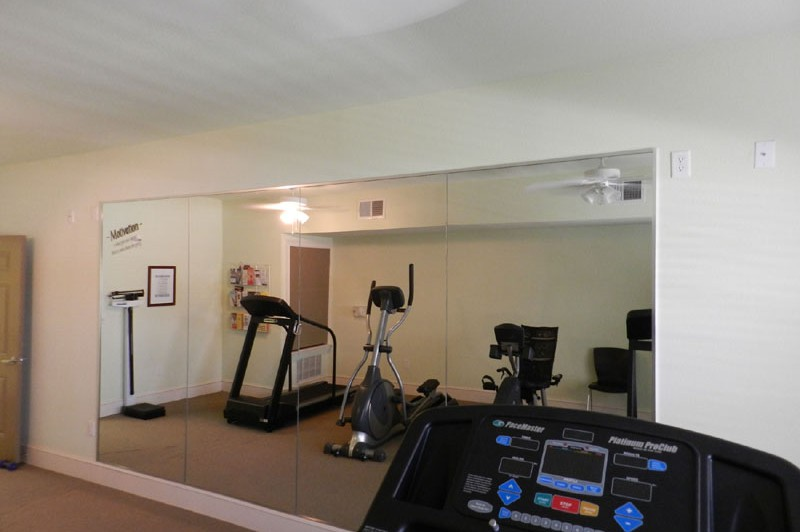 Fitness Center at Listing #147164