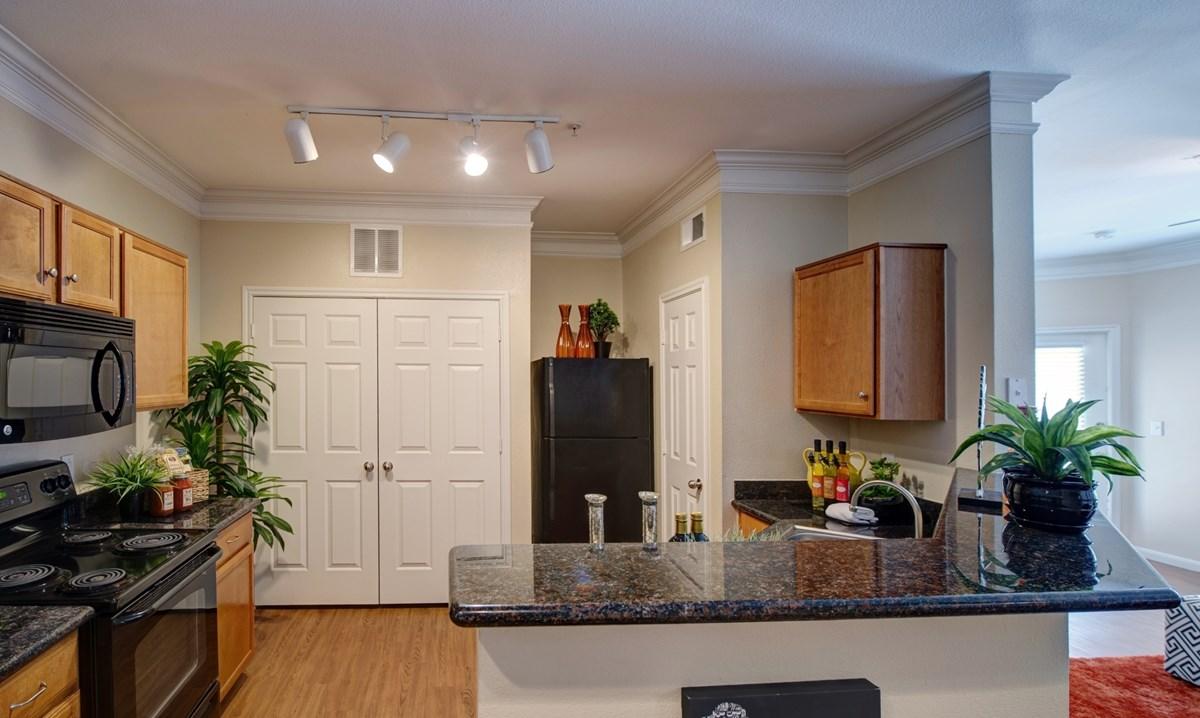Kitchen at Listing #145059