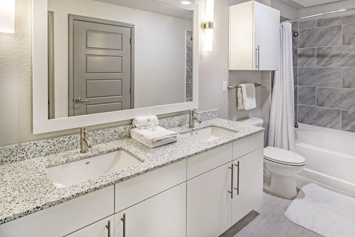 Bathroom at Listing #150396
