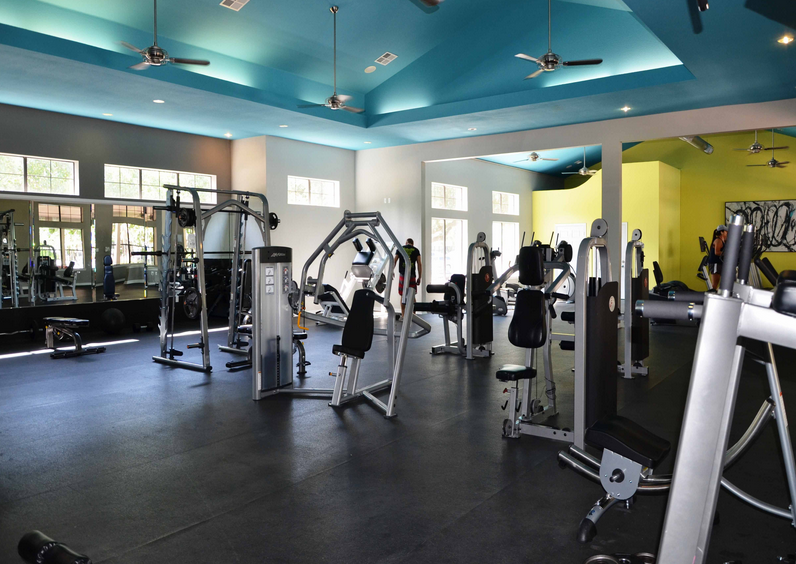 Fitness at Listing #140662