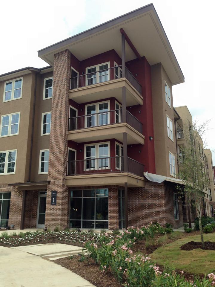 Triomphe Apartments San Antonio TX