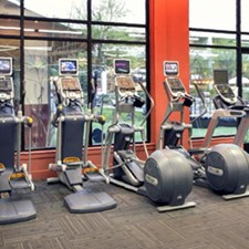 Fitness Center at Listing #147708