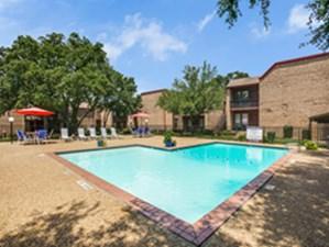 Pool at Listing #137513
