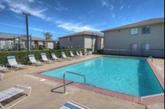 Pool at Listing #139664