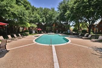 Pool at Listing #136232