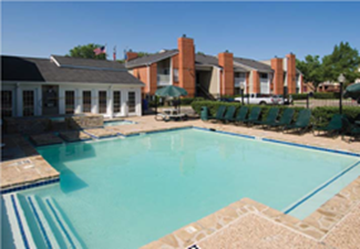 Pool at Listing #140500