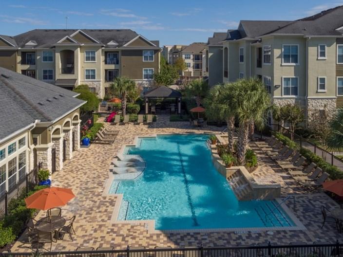 Camden Spring Creek Apartments