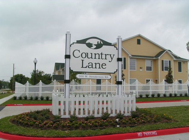 Country Lane Apartments Angleton, TX