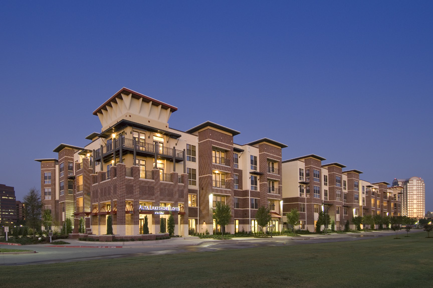 IMT Lakeshore Lofts Irving, TX