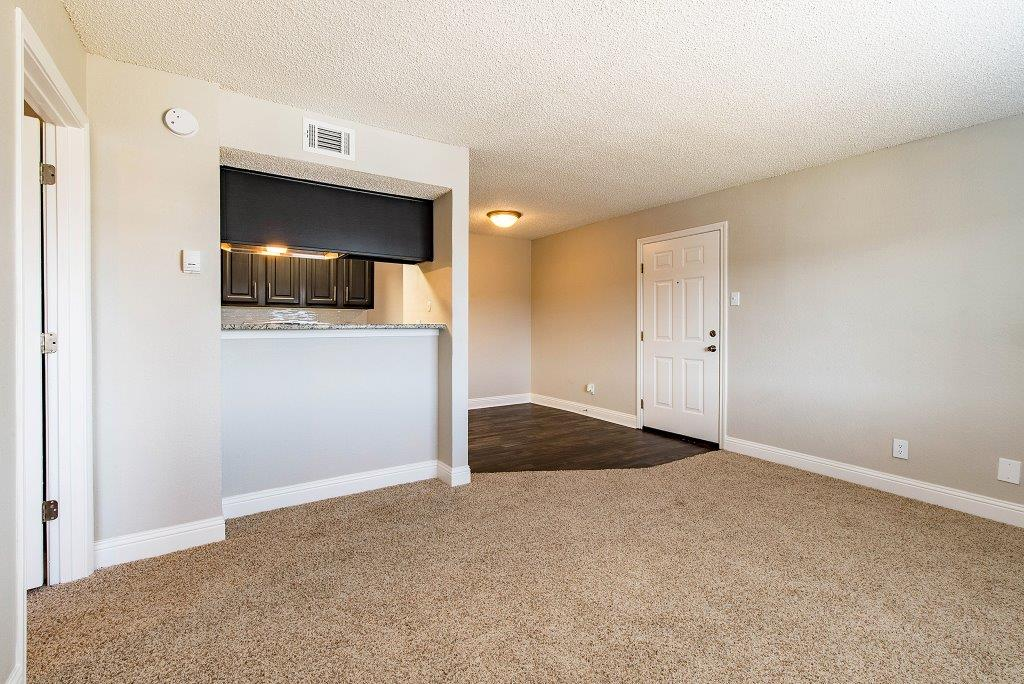 Living/Dining at Listing #136756