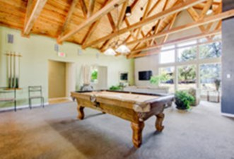 Gameroom at Listing #140497