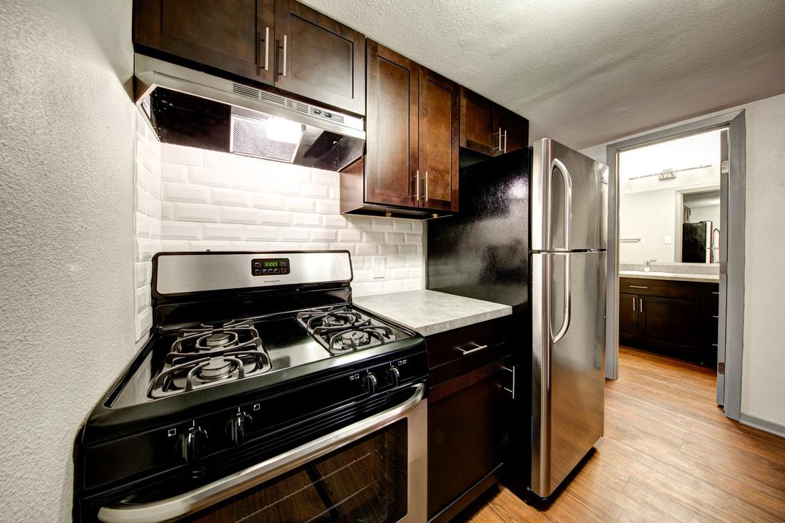 Kitchen at Listing #211445