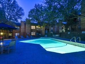 Pool at Listing #140179