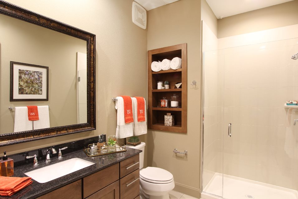 Bathroom at Listing #249917