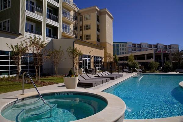 Pool at Listing #145180