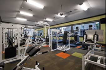 Fitness Center at Listing #139611