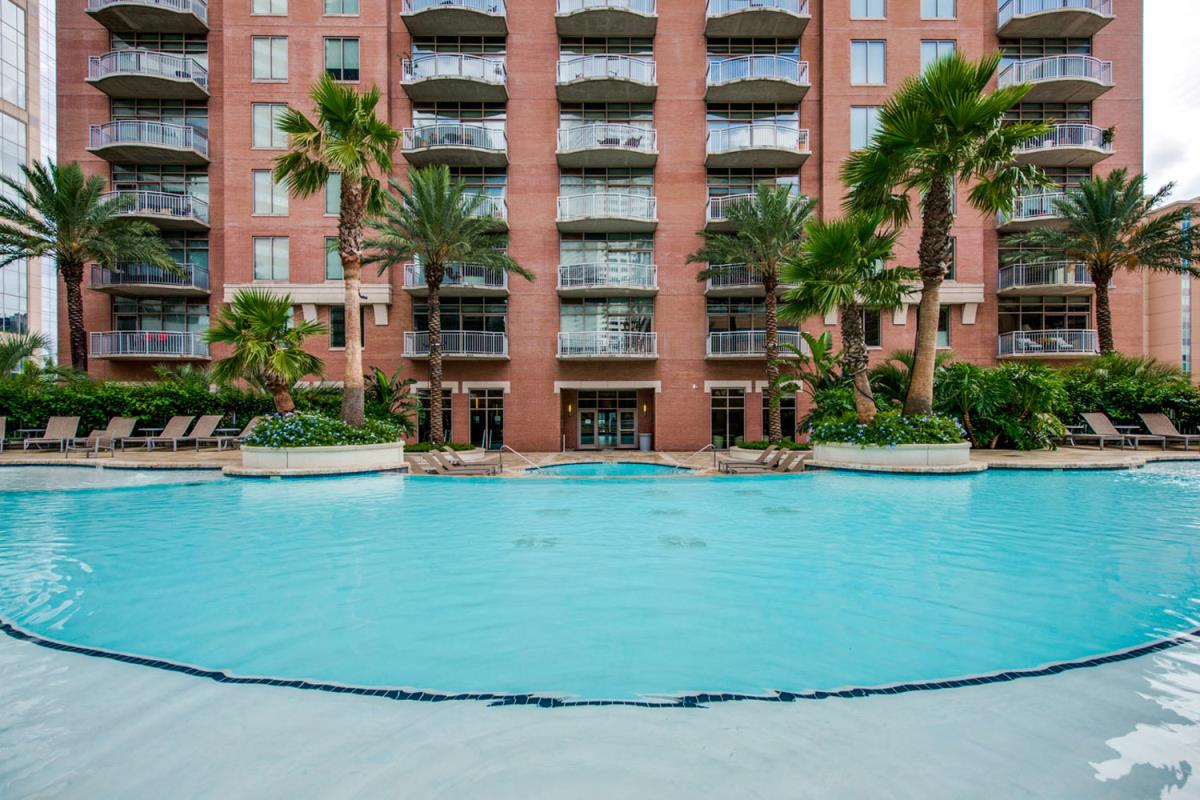 One Park Place Apartments Houston TX