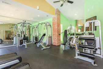 Fitness at Listing #135655