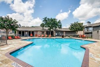Pool at Listing #136504