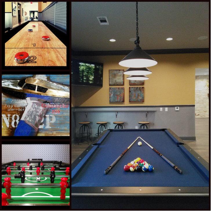 Gameroom at Listing #281702