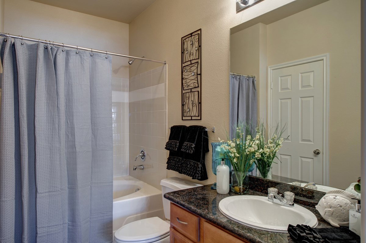 Bathroom at Listing #145059