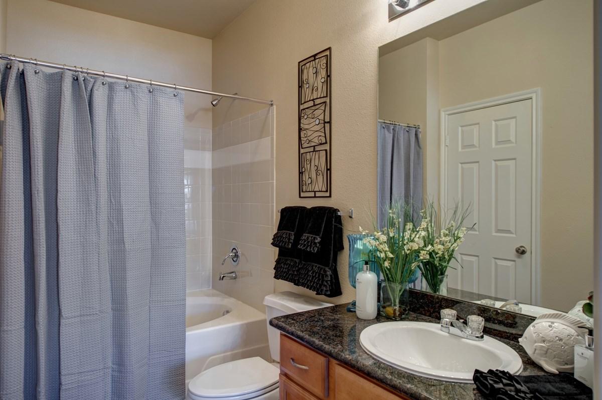 Bathroom at Listing #145059