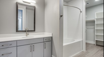 Bathroom at Listing #336574