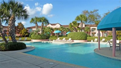 Pool at Listing #138264