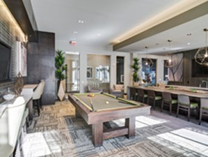 Gameroom at Listing #281186