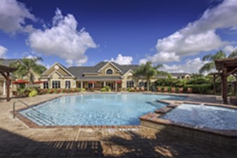 Pool at Listing #144805
