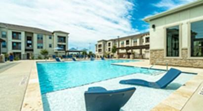 Pool at Listing #306975