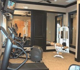 Fitness Center at Listing #138197