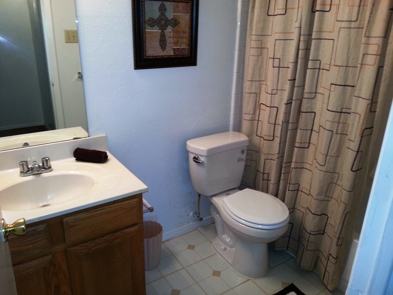 Bathroom at Listing #227486