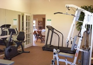 Fitness Center at Listing #147497